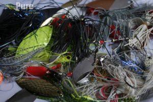 La Spinnerbaits es un señuelo de lo más completo que no debe faltar en la caja de ninguna pescador